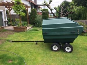 ATV/UTV trailer/boat