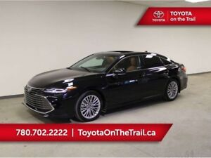 2019 Toyota Avalon LIMITED; **DEMO** 301 HP, NAV, HUD, JBL LEATH