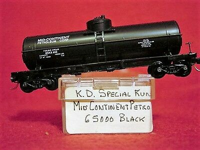 **SPECIAL RUN**MTL 65XXX 39'Tank Car MID-CONTINENT PETRO #OSKX850 'MINT' N-SCALE, used for sale  Minneapolis