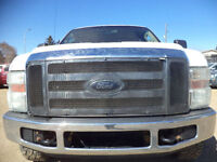 2008 Ford F-350SD CREWCAB 4X4--ONE OWNER---EXCELLENT SHAPE