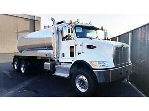 Imperial Industries Aluminum 4000-Gallon Vacuum Truck
