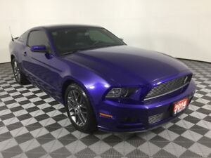 2014 Ford Mustang PREMIUM PKG/V6/ HEATED LEATHER/BLUETOOTH