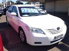 2007 Toyota Camry ACV40R Altise White 5 Speed Automatic Sedan Broadmeadow Newcastle Area Preview
