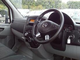 Mercedes-Benz Sprinter 313 CDI LWB 3.5t Dropside DIESEL MANUAL WHITE (2014)