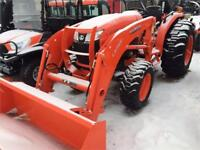Kubota L4701 Tractor and LA765 Front Loader Brandon Brandon Area Preview