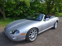 Jaguar XKR 4.2 2dr Convertible Supercharged