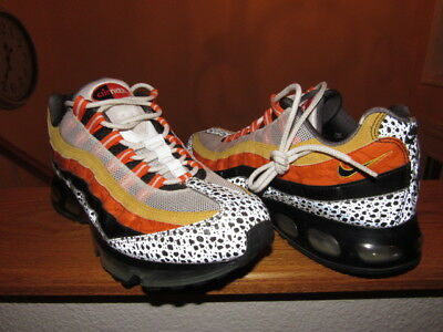 nike air max 95 360 halloween SAMPLE size 9 atmos powerwall safari - Air Max 95 Halloween