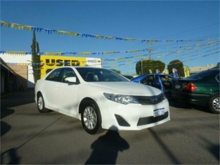 2014 Toyota Camry ASV50R Altise Diamond White 6 Speed Sports Automatic Sedan Wangara Wanneroo Area Preview
