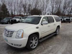 2008 Cadillac Escalade ESV AWD loaded NO GST