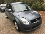 2010 Suzuki Swift Hatchback Automatic Canberra City North Canberra Preview