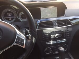 2013 Mercedes-Benz C-Class C350 Navigation and Panoramic Roof