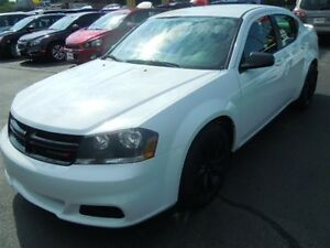 2013 DODGE AVENGER SATELLITE RADIO, SPEED CONTROL, ALLOY WHEELS,