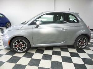 2015 Fiat 500 SPORT - BLUETOOTH**LEATHER Kingston Kingston Area image 1