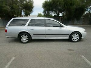 2005 Ford Falcon BA MkII XT 4 Speed Auto Seq Sportshift Wagon Clearview Port Adelaide Area Preview