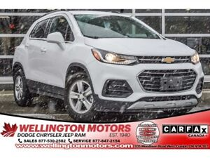 2018 Chevrolet Trax LT / Back-Up Cam / Warranty / Remote Start .