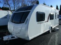 Wanted 5/6 berth caravan