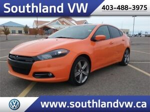 2014 Dodge Dart GT 2.4L. **LEATHER-SUNROOF**