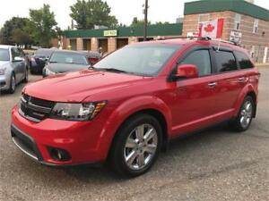 2013 Dodge Journey R/T 7 PASSENGER