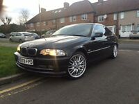 BMW 3 Series 3.0 330Ci Sport Coupe SMG SSG Semi-Automatic 2dr NO OFFERS