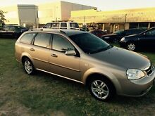 2007 Holden Viva 74000KM AUTOMATIC Gold Automatic Wagon Wangara Wanneroo Area Preview