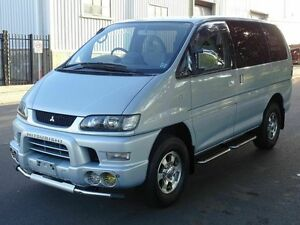 2003 Mitsubishi Delica Spacegear Low Roof Silver 4 Speed Automatic Wagon Taren Point Sutherland Area Preview