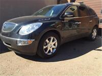 2010 BUICK ENCLAVE CXL (LEATHER/POWER ROOF) NAV!! $199 B/WEEKLY