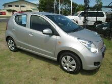 2011 Suzuki Alto GF GL Silver 5 Speed Manual Hatchback Kippa-ring Redcliffe Area Preview