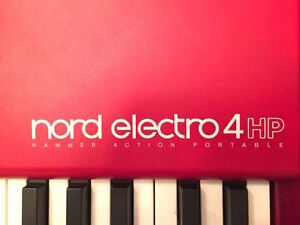 Nord Electro 4 HP  -  FOR SALE