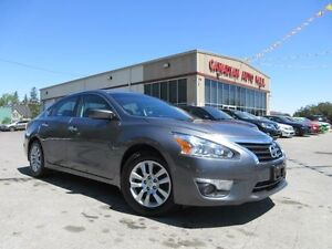 2014 Nissan Altima 2.5 S, BT, LOADED, 63K!
