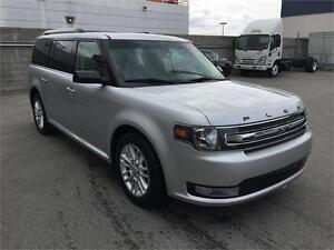 2013 Ford Flex SEL (Just under 52,000 kms) MINT