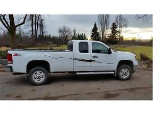 2013 GMC Sierra 2500HD SLE VERY NICE TRUCK! Asking $26,900 obo