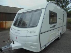 2009 Coachman Pastiche 460 2 Berth Caravan For Sale.End Washroom.Motormover