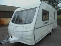 2009 Coachman Pastiche 460 2 Berth Caravan For Sale.End Washroom.Motormover