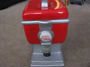 Coca-Cola Cookie Jar