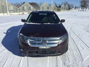 2012 Ford Fusion SE 4dr Front-wheel Drive Sedan