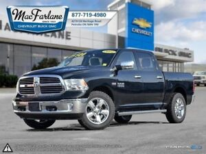 2014 Ram 1500 Big Horn - Bluetooth - SiriusXM