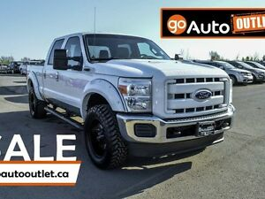 2011 Ford F-250 XLT 4x4 SD Crew Cab 6.75 ft. box 156 in. WB