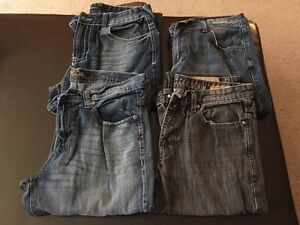 Size 32 Jeans - Like New !
