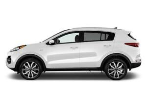 Transfer de bail/ Lease Transfer Kia Sportage EX AWD 2018 2000$