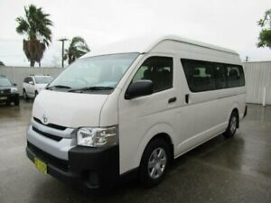 2015 Toyota HiAce KDH223R MY15 Commuter Turbo Diesel Automatic !! 4 Speed Automatic Bus Granville Parramatta Area Preview