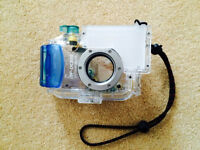 REDUCED - Canon WP-DC800 Waterproof Camera Case