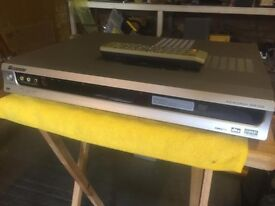 Fully Working Lovely Pioneer DVR 230 DVD Recorder and Remote For Only £40