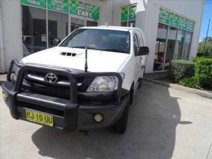 From $86p/w ON FINANCE* 2010 Toyota Hilux Ute Blacktown Blacktown Area Preview