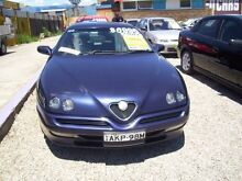2001 Alfa Romeo GTV 2.0 Blue 5 Speed Manual Coupe Woodbine Campbelltown Area Preview