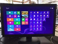 IIYAMA E2480HS-B1 24 inch 1080p HD Response 2ms Monitor (VGA/DVI/HDMI)