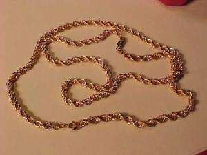 "#3290 10K YELLOW GOLD 28"" CHAIN(20 1/2"" CHAIN & 7 1/2""BRACELET) 2 1/2"" SOLID CROSS-BUY AS A PACKAGE or  SEPARATE"
