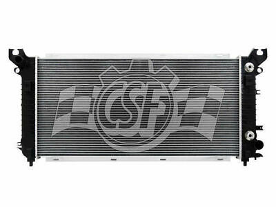 For 2016-2017 Cadillac Escalade ESV Radiator 28433PY Aluminum Core