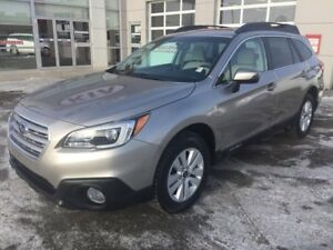 2015 Subaru Outback 3.6R Touring Package 4dr All-wheel Drive