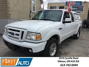 2011 Ford Ranger Sport - Beautiful Pick Up - GREAT PICK UP SIZE!