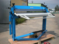 FOLDING MACHINE 1270 x 2 MM BEST PRICE !!